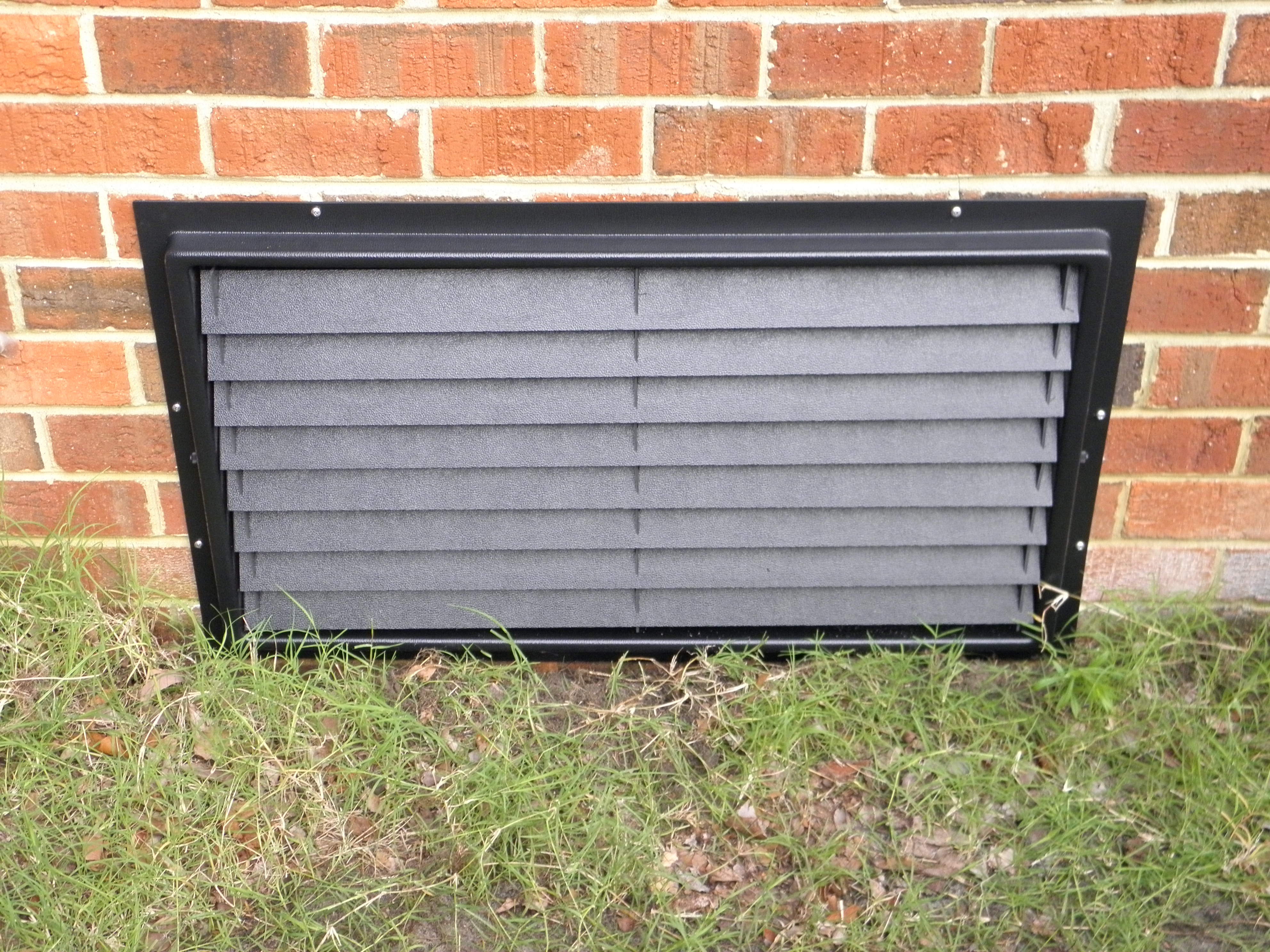 Crawl Space Ventilation Systems : Crawlspace door vent crawl space systems