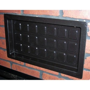 recessed foundation vent cover